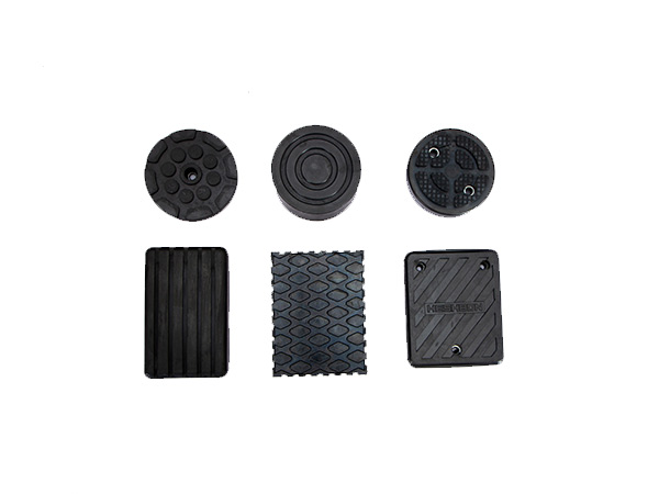 rubber shock absorption pad