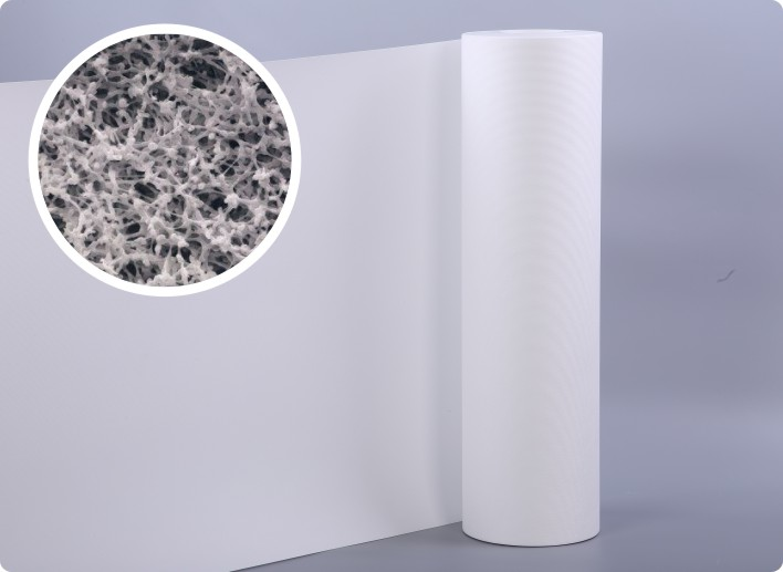 ePTFE liquid filtration composite material
