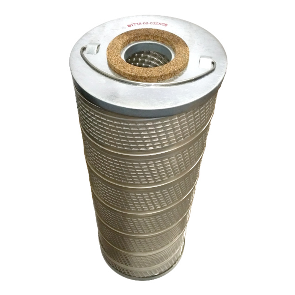 Replace Hilco hydraulic oil filter element ST718-00-03ZXC0