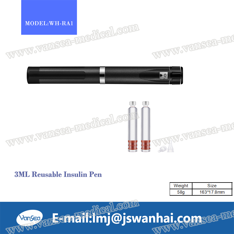 China India insulin pen