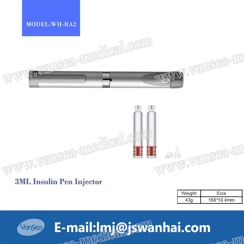 Manufacturer supply insulin pen