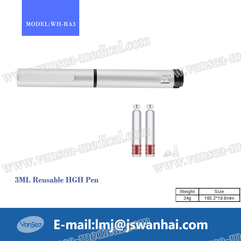 Injection pen of Indian pharma factory