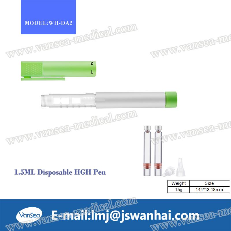 Medical disposable insulin pen