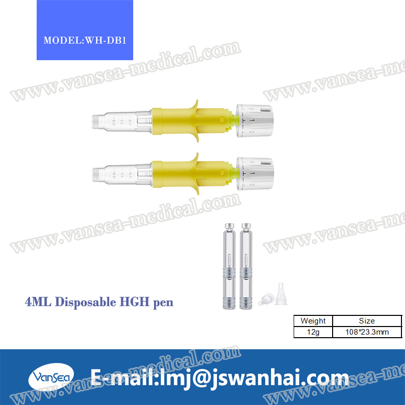Stock high quality pen injector