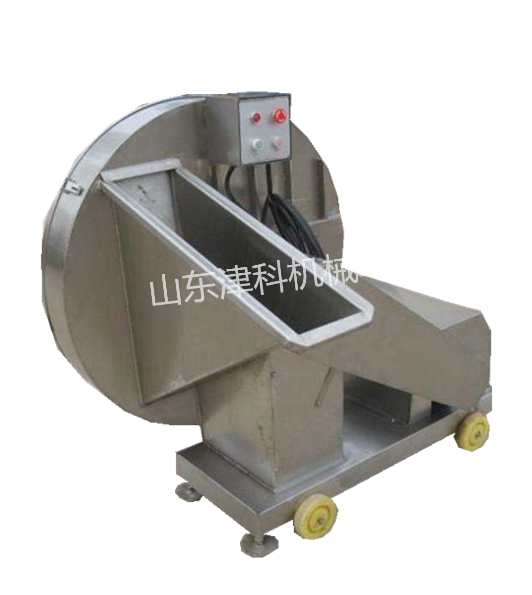 commercial frozem meat cutting machine frozen meat flaker