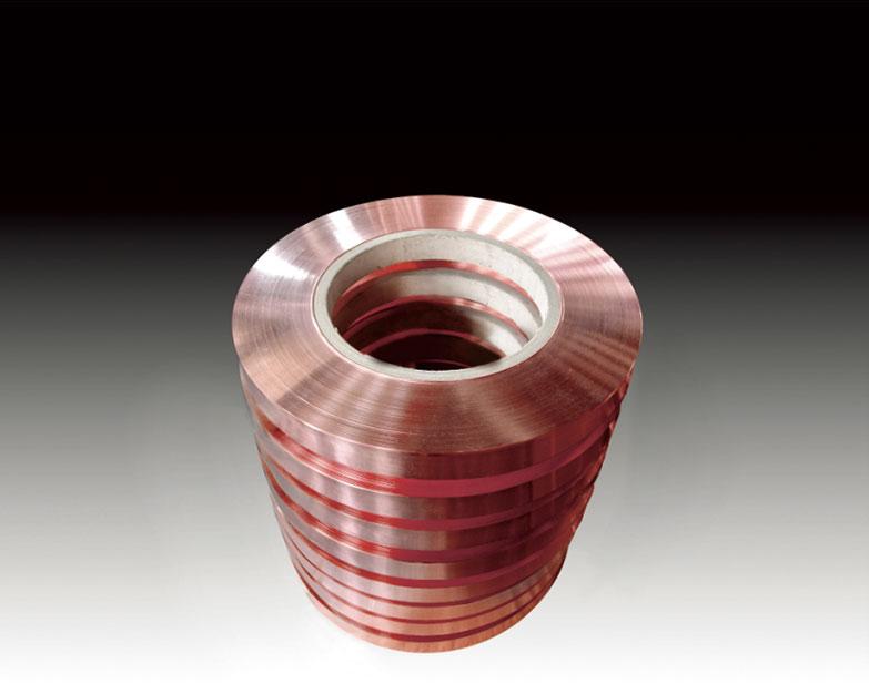 Copper-clad aluminium copper