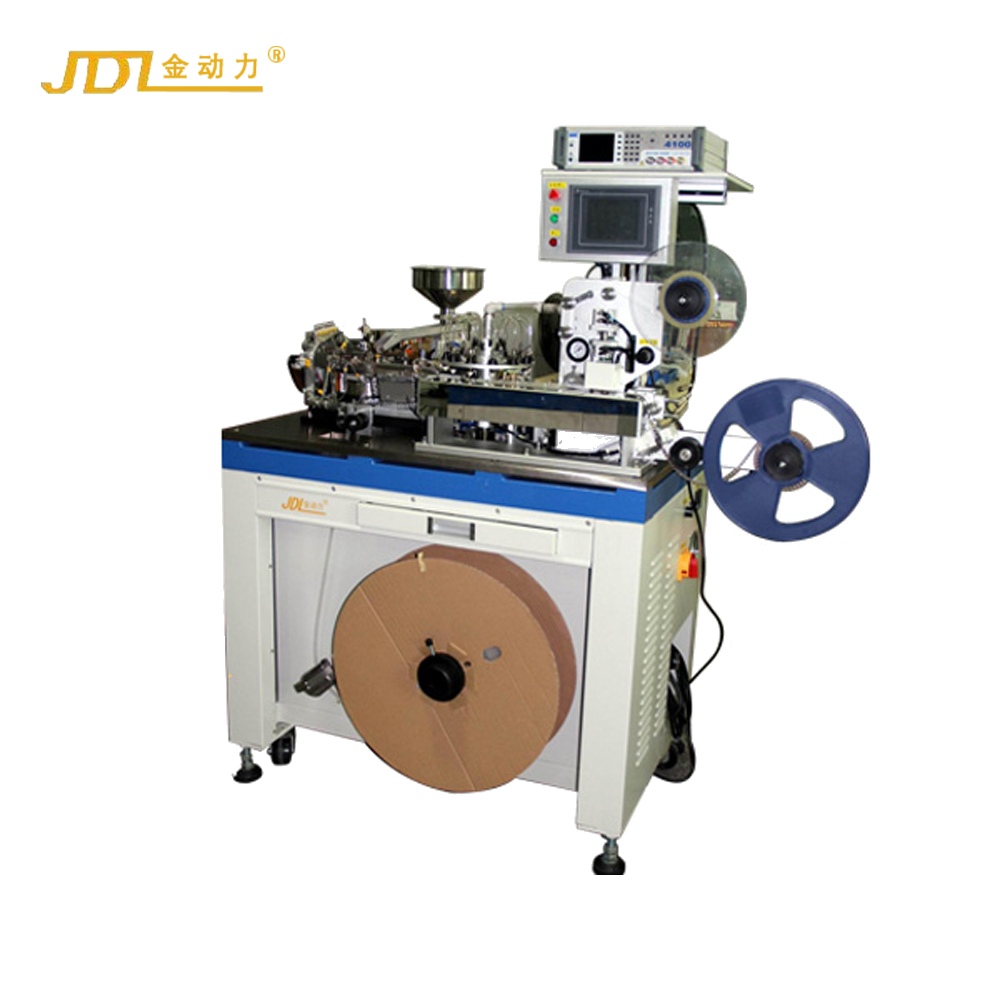 Automatic Inductor Testing and Packaging Machine Tape and Reel Machine