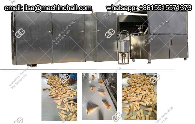 Hot Sale GELGOOG Waffle Cone Making Machine in Factory