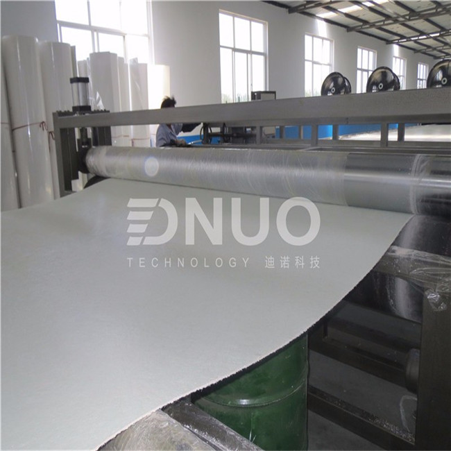 GRP Gel coat laminate glass fiber flat panel making machine for truck body