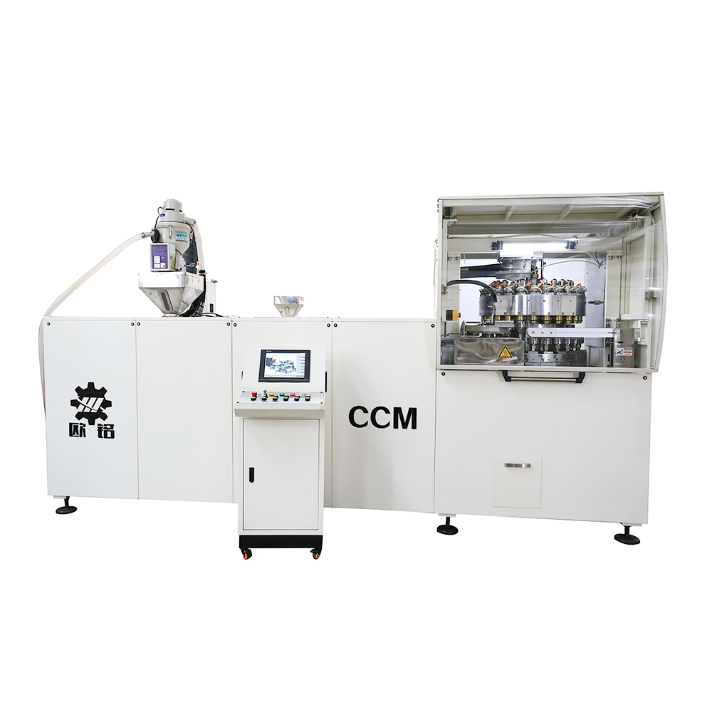 24 Cavity high speed Cap machine