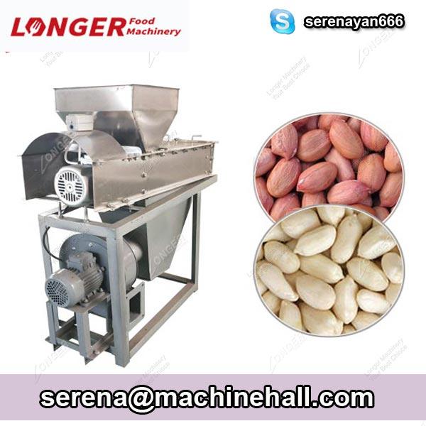 Roasted Peanut Peeling Machine / Groundnut Skin Removing Machine for Sale
