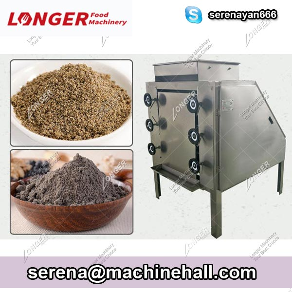 Stainelss Steel Peanut Sesame Almond Powder Grinding and Making Machine