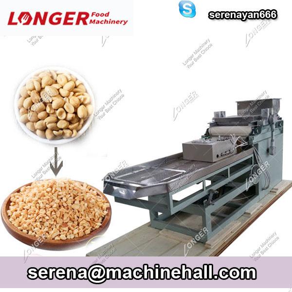 Automatic Peanut Almond Walnut Cashew Nuts Chopping Cutting Machine Low Price
