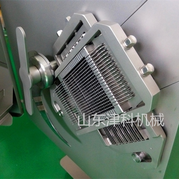 The hot selling cucumber shredder / vegetable cutting machine
