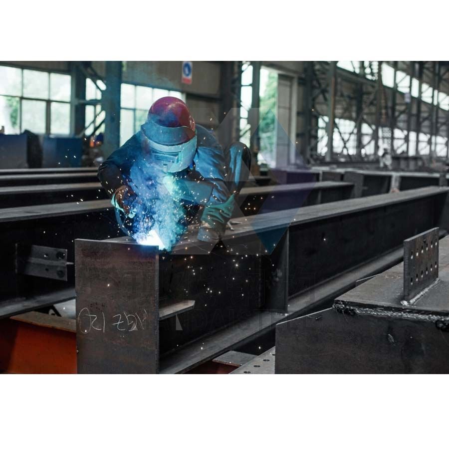 China Prefab Workshop Fabricated Steel Structure manufacturers