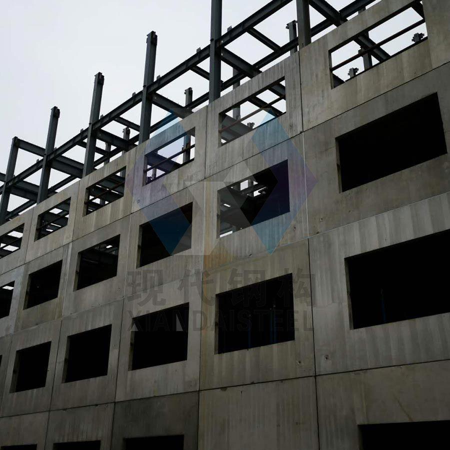 Jiujiang Economic Development Zone Steel Structure Project