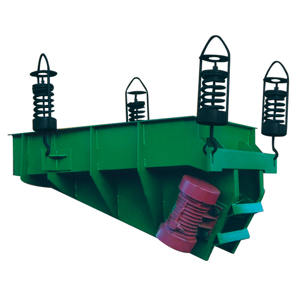 GZT Series Vibrating Grizzly Feeder