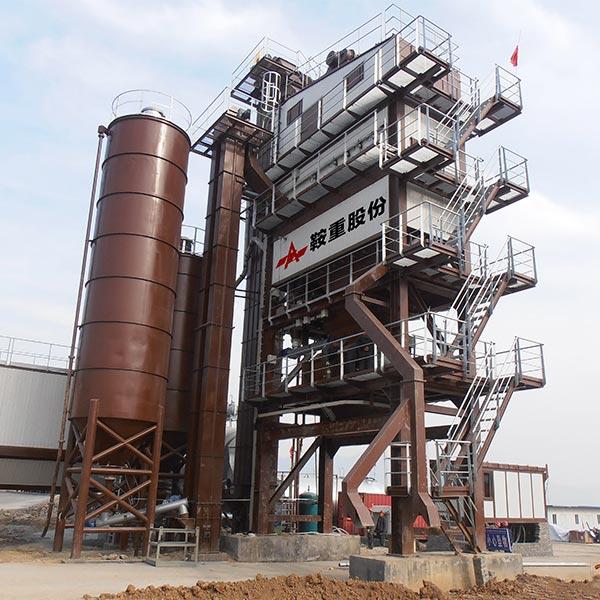 LB Asphalt Mixing Plant