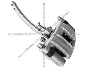 Galvanized Trailer Mechanical Disc Brake Caliper – Forward Pull