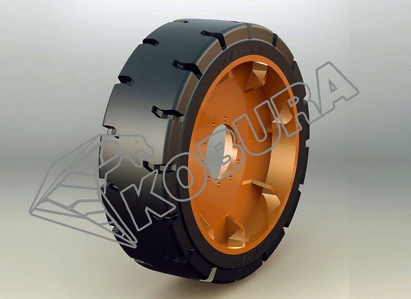 Mining Solid Tires-601 kobura