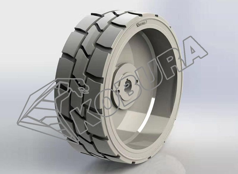Scissor Boom Lift Tires kobura
