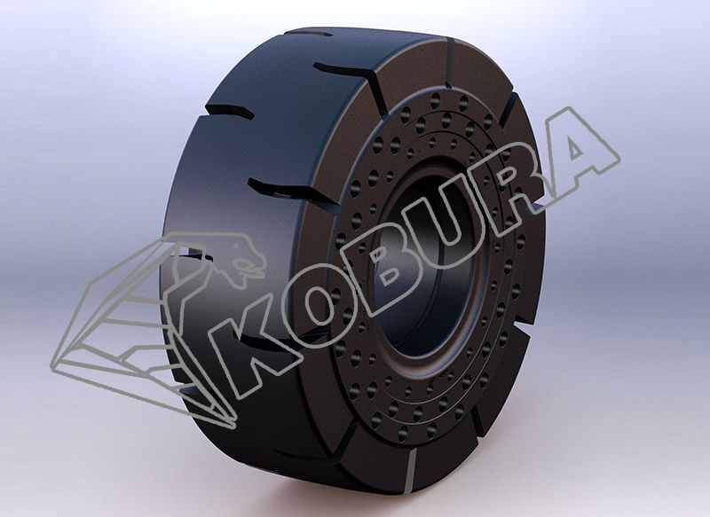 Wheel Loader Tires Kobura