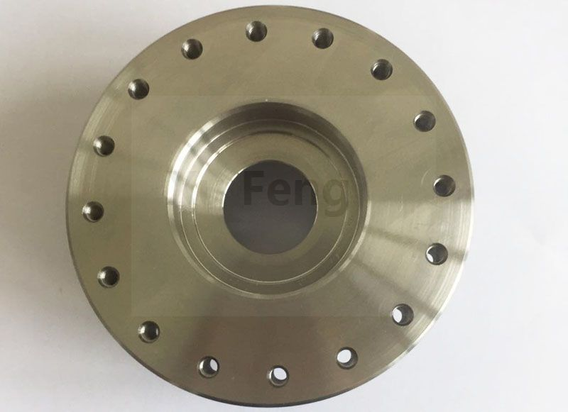 CNC LATHE FLANGE PART